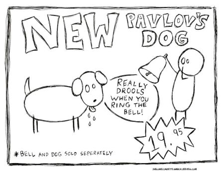 Pavlov's Dog by FailureConfetti