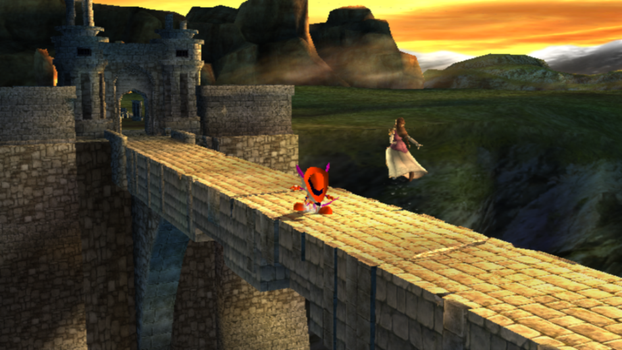 Random Screenshot: Nack the Weasel in Brawl by DrRevolutionary