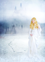 Winter Muse by Inadesign