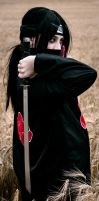 itachi cosplay-against the time by Cherrywa