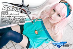 Sheryl Nome ID by Adella