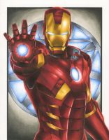 Avengers: Iron Man by smlshin
