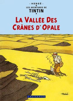Tintin: Valley of Opal Skulls by Bispro
