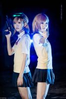 To Aru Kagaku no Railgun: Radio Noise Project by josephlowphotography