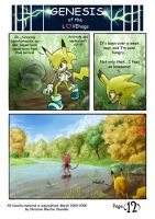 Sonichu Remake Issue 0 - 12 by gabmonteiro9389