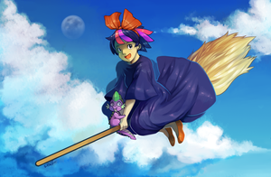 Twily's Delivery Service by Dhui
