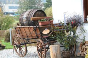 carriage in liqueur factory by ingeline-art