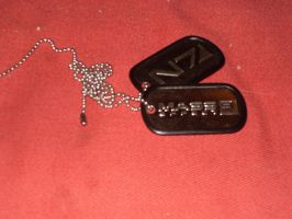 N7 dog tags by xXVSilverPhoenixVXx