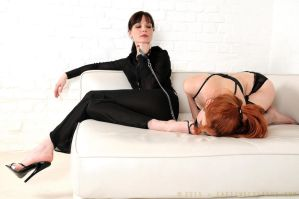 Elegance of Domination by ilovefrenchgirls