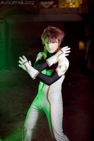 [Code Geass: Lelouch of the Rebellion] by AmethystPrince