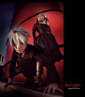 Soul and Maka by qcamera