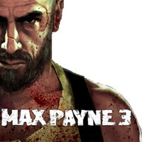 Max Payne 3 Dock Icon by Rich246