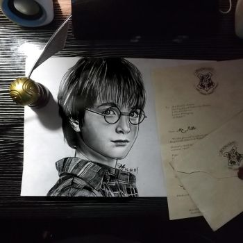Harry Potter 1 by Williaaaaaam