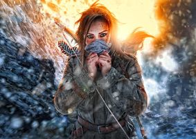 Rise of the Tomb Raider by Elen-Mart