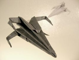 X wing by Laureli