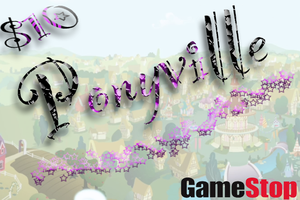 Ponyvill Game Card by xBri18