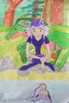 Mystery Dungeon Coloured. by XX-moo-XX