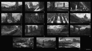 Artcamp thumbnails by SpaceLaika