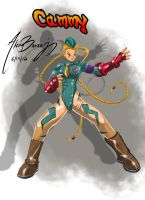 Cammy by tedmcfly