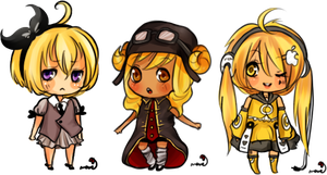 three little blondes by dancemove