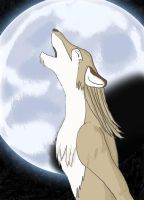 Howling Wolfguardian by Wolfguardian