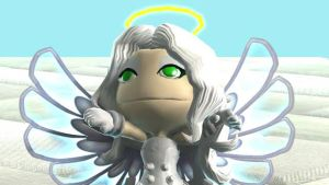 Angel from LBP2 by ANGELxBIRD