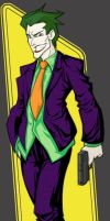 joker by samuraiblack