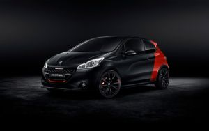 2015 Peugeot 208 GTi 30th Anniversary by ThexRealxBanks