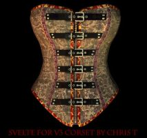 Svelte for ChrisT's V3 Corset by ED-resources