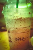 Chocolate Cream Chip Frappe by LilithXD