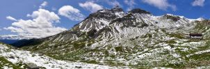 snow in summer by Itapao