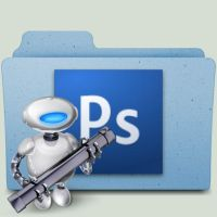Automator Action Pack icon by jasonh1234