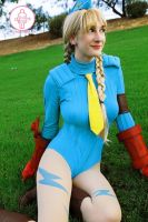 TGG - Cammy White 2 by illiara