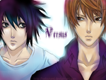 Death note - V E R S U S by Nekozumi