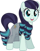 MLP Vector - Coloratura #7 by jhayarr23