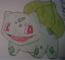 Bulbasaur by miku350