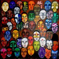 The People of Colors by oshuna
