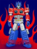 G1 Optimus Prime 2 by J-666