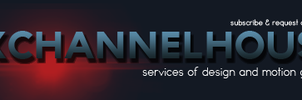 fxchannelhouse banner by codesignofficial