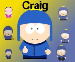 Craig Tucker Wallpaper by danielle-15