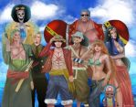 Straw Hats by ScarlettLeigh