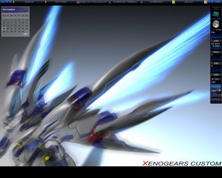 Xenogears Pwns all other Mecha by Garvonis
