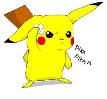 pikaouch by shoze