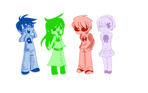 Beta Kids by Nixhil