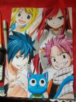 fairy tail by Tenemur