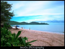 Penang Beach by nabed