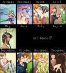 2013 Summary Of Art by PointlessMu