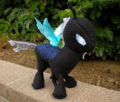 Changeling doll prototype, view 2 by joitheartist