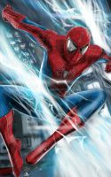 The Amazing Spider-man 2 by billycsk