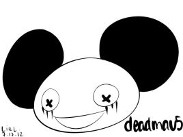 deadmau5 by REIGNBOWKITTY